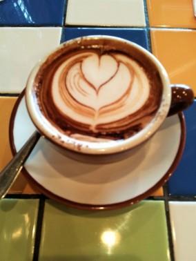 Cappuccino - Brighton