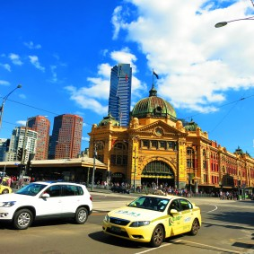 Flinders Street Railway station