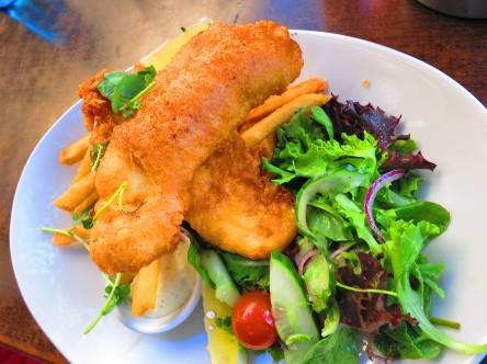 Fish & Chips in Sorrento